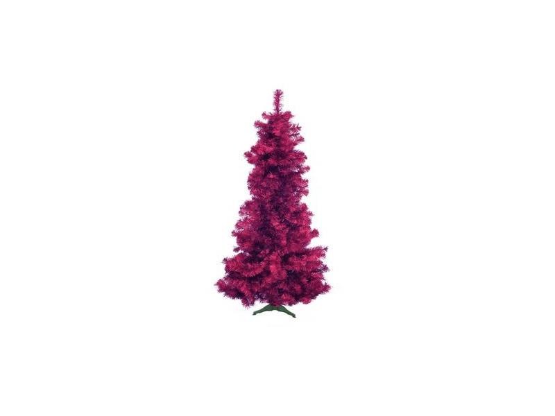 europalms kunststoff tannenbaum futura violett metallic. Black Bedroom Furniture Sets. Home Design Ideas