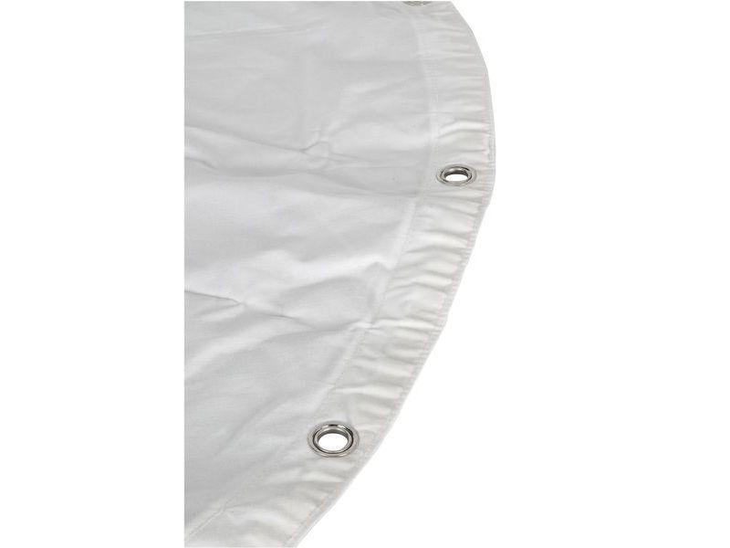 Circle cloth 8mtr circle white