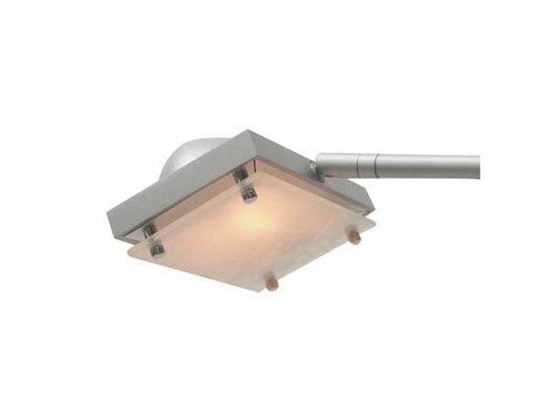 Displayleuchte Ovallight R7S max.150W silber