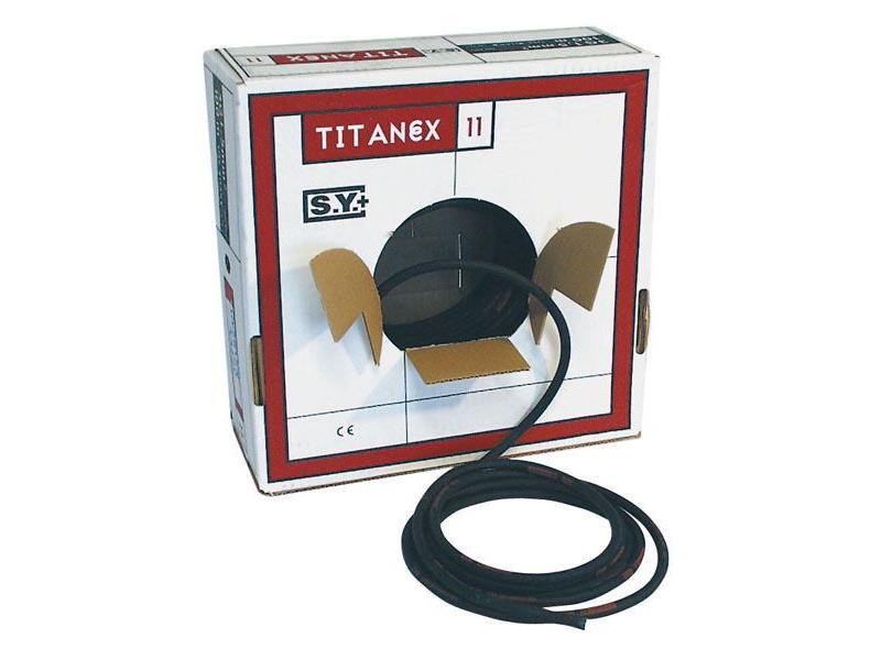 Titanex Neopreen Kabel, 3x1.5mm 100m, H07RN-F