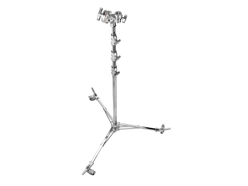 Avenger A3058CS Overhead Stand 58 Silber With Braked Wheels