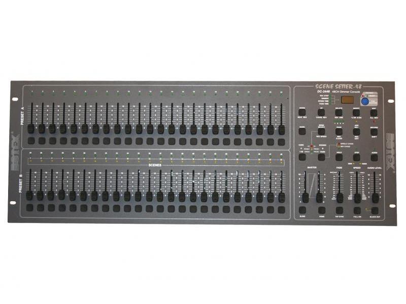 Botex Scene Setter DC-2448, DMX Controller