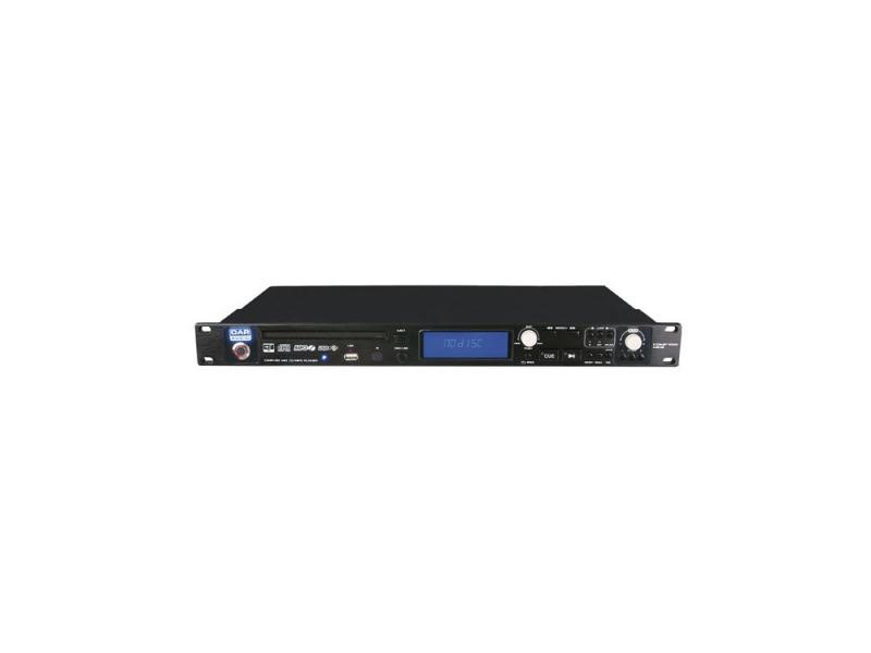 DAP-Audio CDMP-150 MKII - 1HE CD/USB/MP3-Player