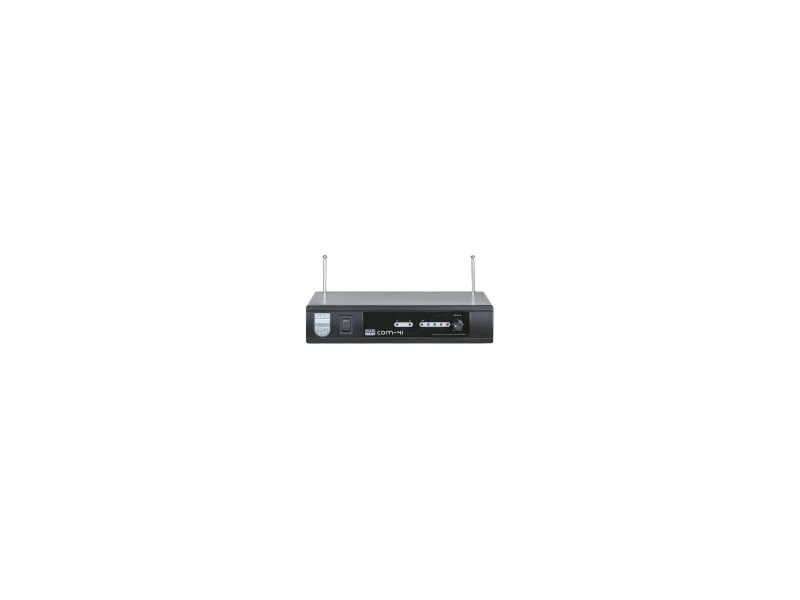 DAP-Audio COM-41 Handheld Set UHF, drahtloses Mikrofon 863,550 Mhz