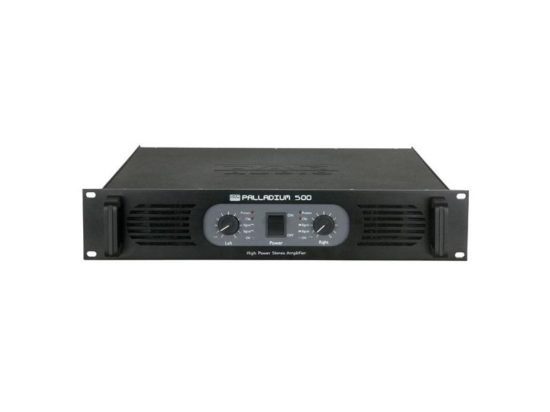 DAP Palladium P-500, schwarz, 2x250W / 4 Ohm