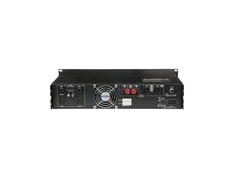 DAP DM-1000 2x 500W Class-D amplifier