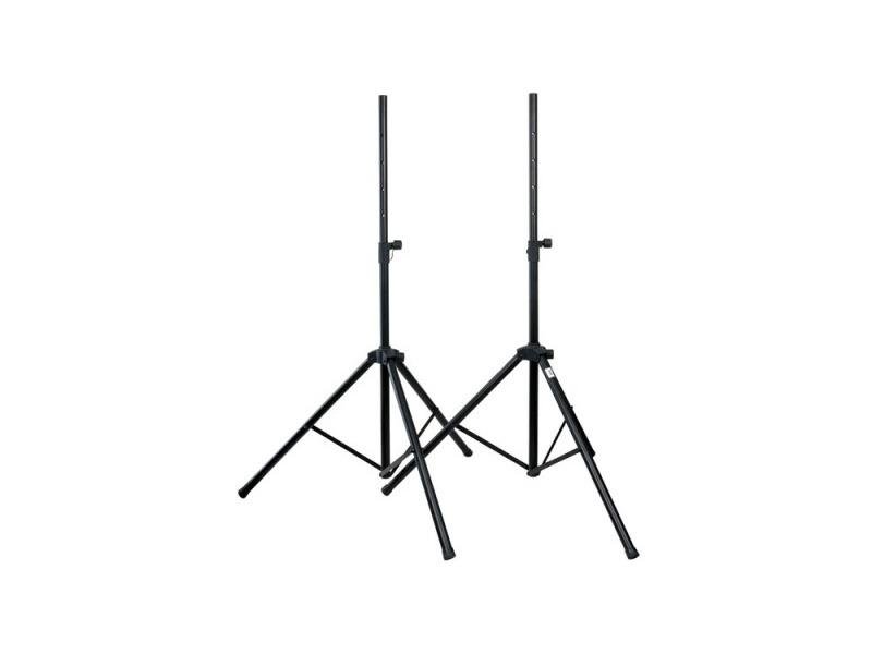 Speaker Stand Set (incl bag) max load 25Kg