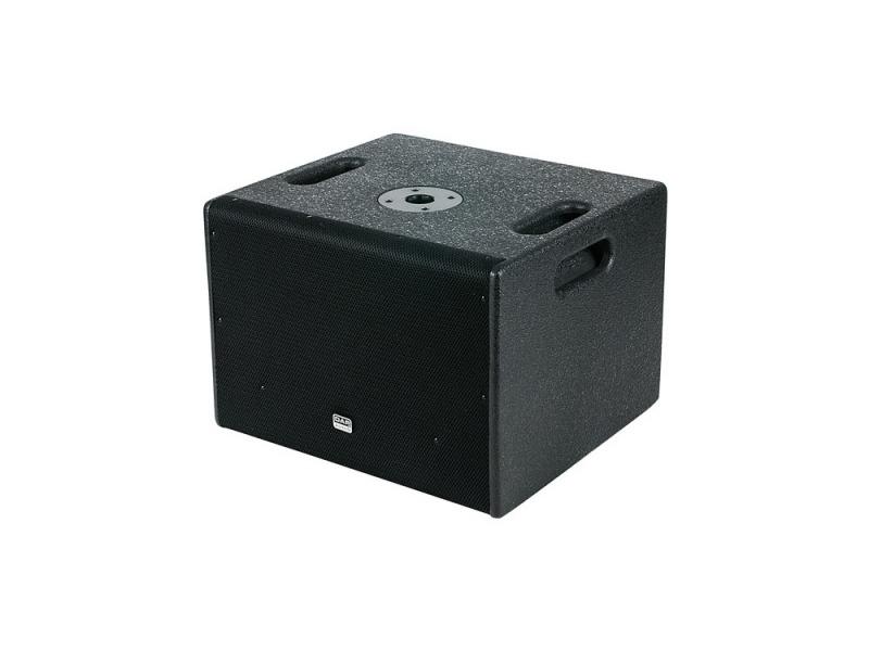 dap drx 10ba aktiver subwoofer 600 watt 10 zoll. Black Bedroom Furniture Sets. Home Design Ideas