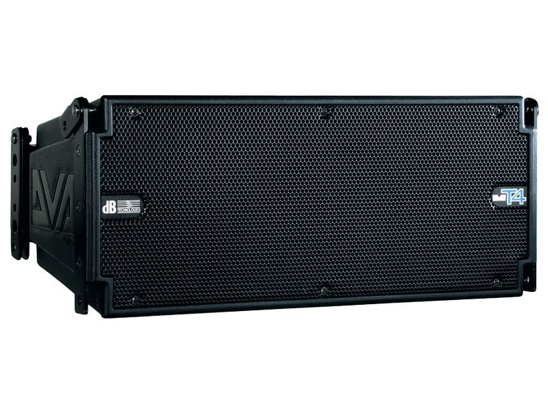 dBTechnologies DVA T4, Aktives Array Modul 420W