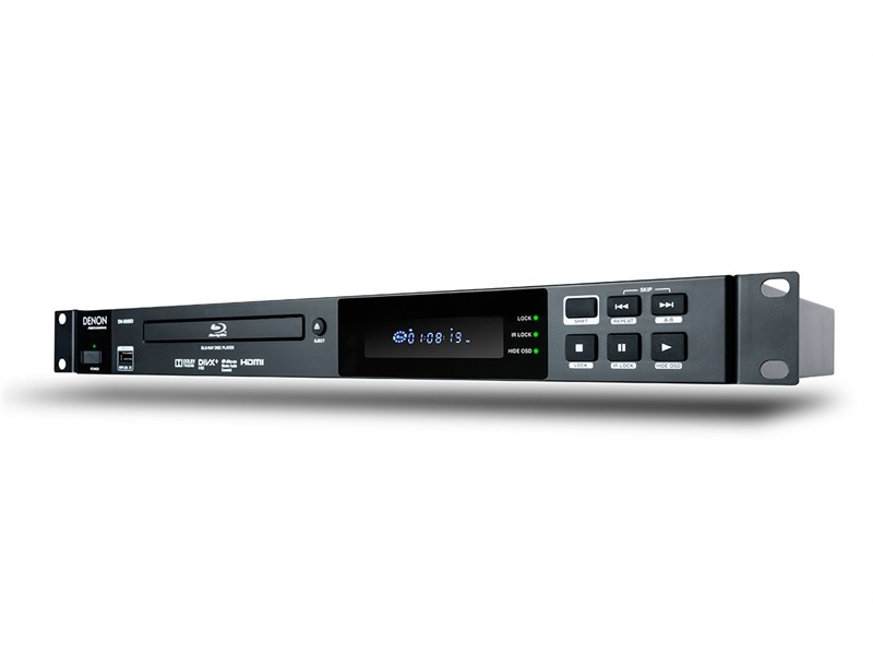 Denon DN-500BD MediaPlayer BluRay, DVD & CD-Player