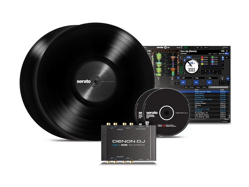 Denon DJ DS1 DVS Serato Digitale Vinyl Audio Interface