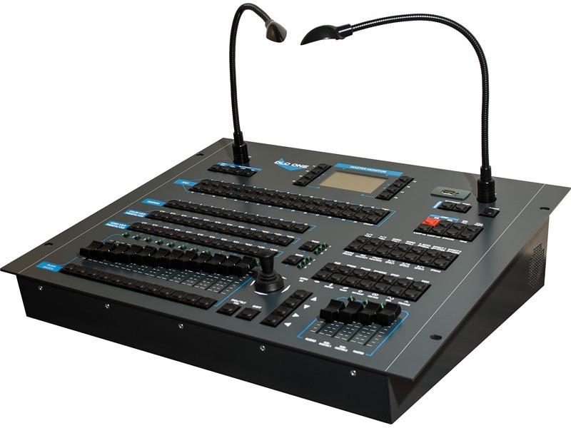 Deiko DLC One Lightcontroller, 1024 DMX Kanäle