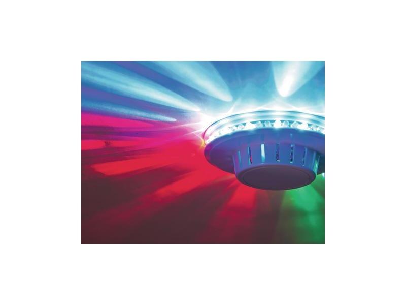 EUROLITE LED LWS-3 Wandlicht weiß 48 RGB LEDs