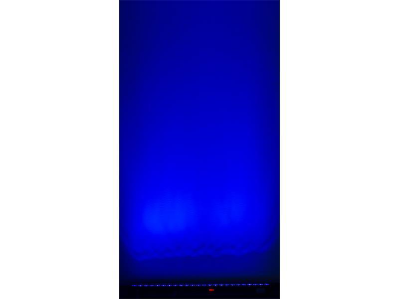 FLASH LED WASH Bar, 24x3W RGB 3in1 8 Sektionen