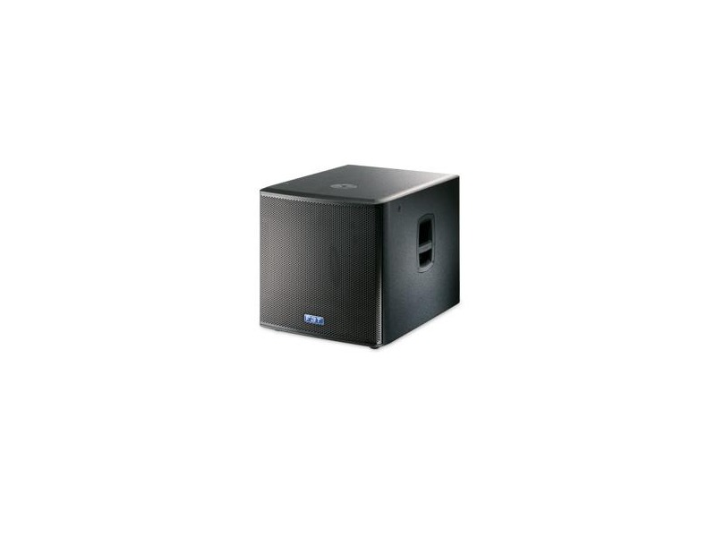fbt mitus 118s schwarz 18 zoll passiv subwoofer 1000w. Black Bedroom Furniture Sets. Home Design Ideas