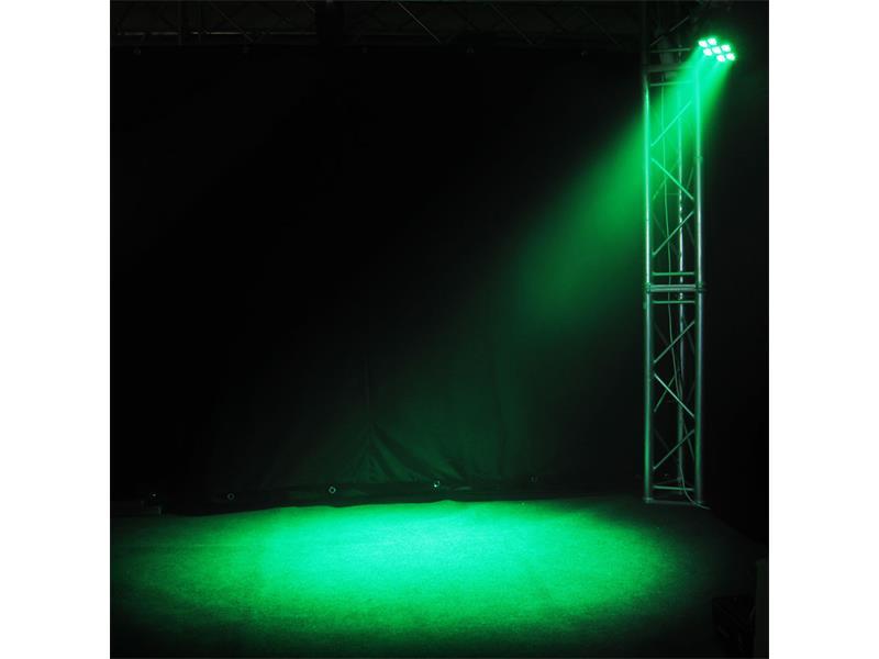 Flash Professional LED PAR 64 SLIM 7x 10W RGBW Mk2 Wireless DMX, 25°