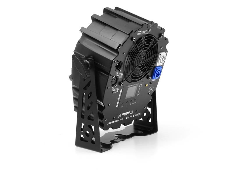 Flash Professional LED PAR 64 4x30W, RGBW COB MK2, 50°, Pixel