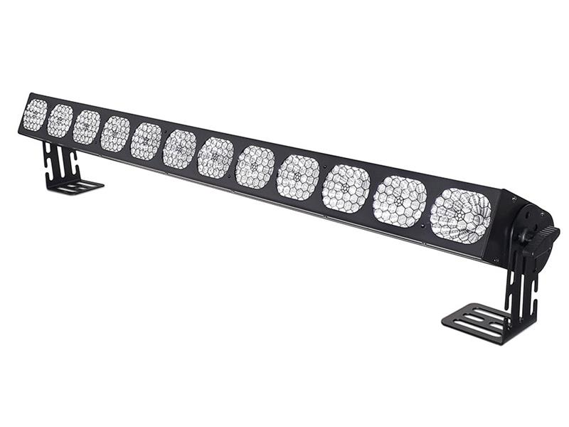 Flash Professional LED BAR 12x30W RGBW COB MK2 Vintage