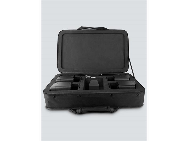 Chauvet DJ Freedom-H1-Pack, 4erSet inkl Fernbedienung und Case