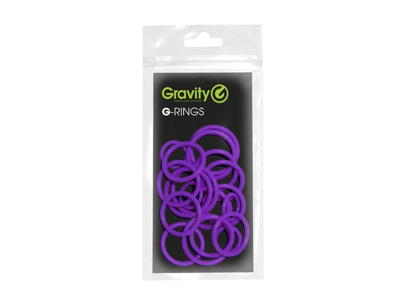 RP 5555 PPL 1 - Universeller Gravity Ring Pack, Power Purple