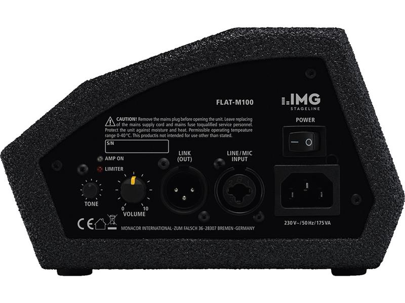 IMG STAGE LINE FLAT-M100