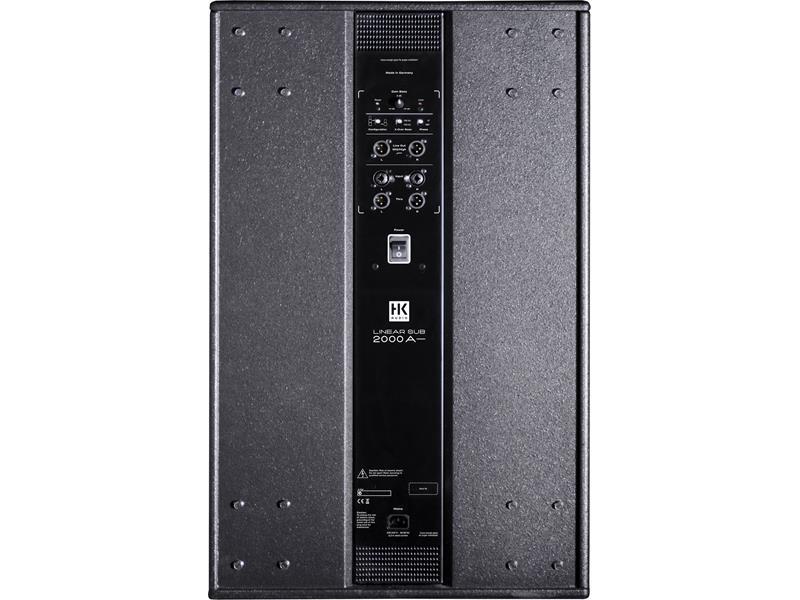 HK Audio LINEAR 5 L Sub 2000 A, aktiv