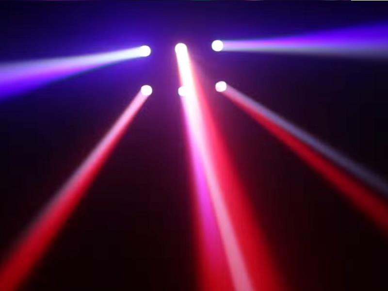 Cameo HYDRABEAM 600 RGBW - 6x 10 W RGBW LED Moving Lights