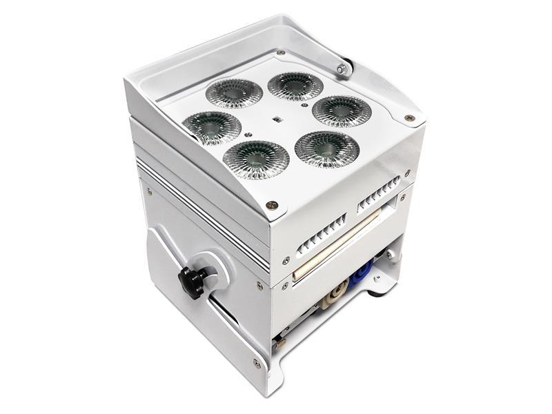 JB Systems - ACCU Color - 6 x 10W RGBWA LED