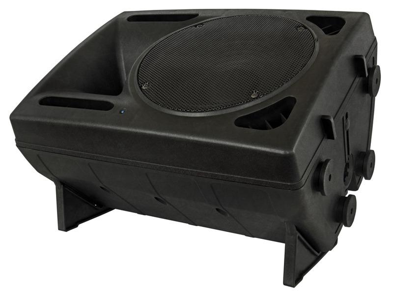 jb systems ps 10 zoll subwoofer passiv 160 watt. Black Bedroom Furniture Sets. Home Design Ideas