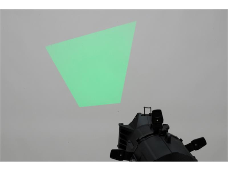 LITECRAFT HELD FCL Profile RGBA+L, 250 W LED, DMX, schwarz, ohne Tubus