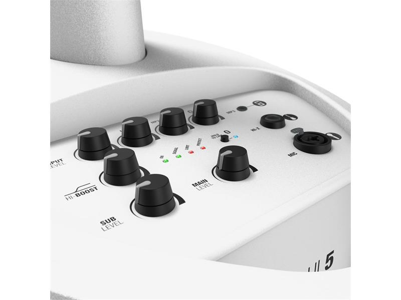 LD Systems MAUI 5 W - weißes PA System inkl. Mixer