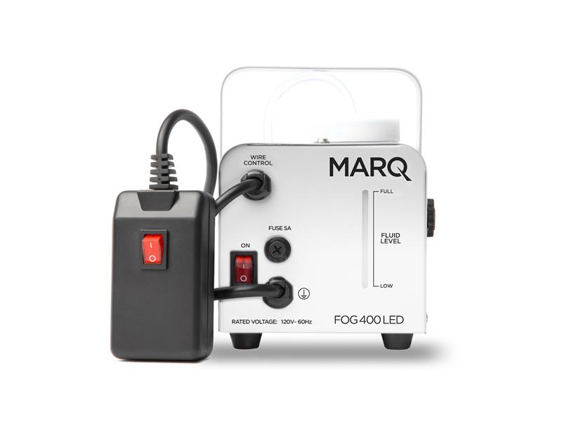 Marq Lighting Fog 400 LED Effekt-Nebelmaschine - WHITE