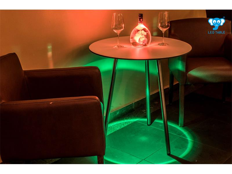 LED Table - Event Table 75 R - 110