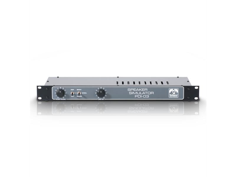 Palmer MI PDI03 - Speaker Simulator 2 Ohm