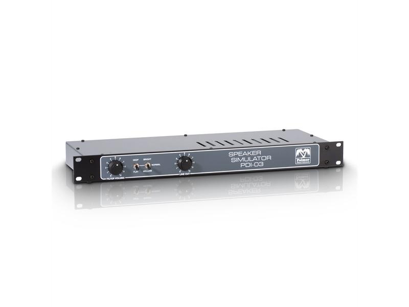 Palmer MI PDI03 - Speaker Simulator 4 Ohm