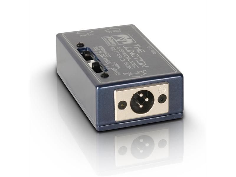 Palmer MI PDI09 - DI-Box passiv für Gitarren