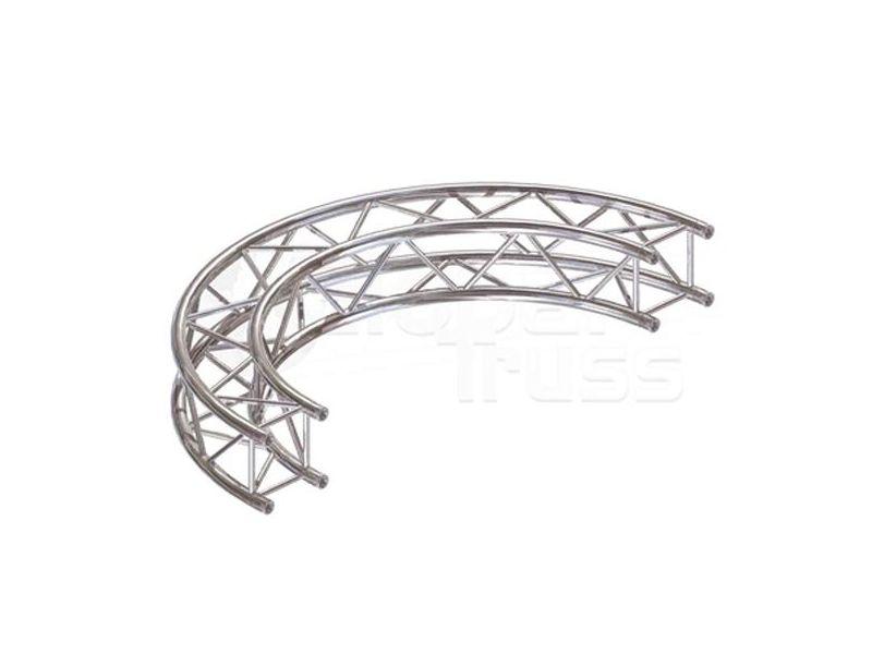 Global Truss F34PL Kreisstück für Kreis 3,0m Ø / 1 Stück 90 °