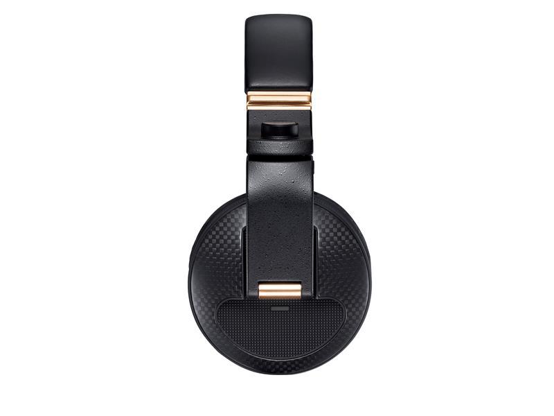 Pioneer HDJ-X10-C - Professioneller Over-Ear-DJ-Kopfhörer in der Karbon Limited Edition