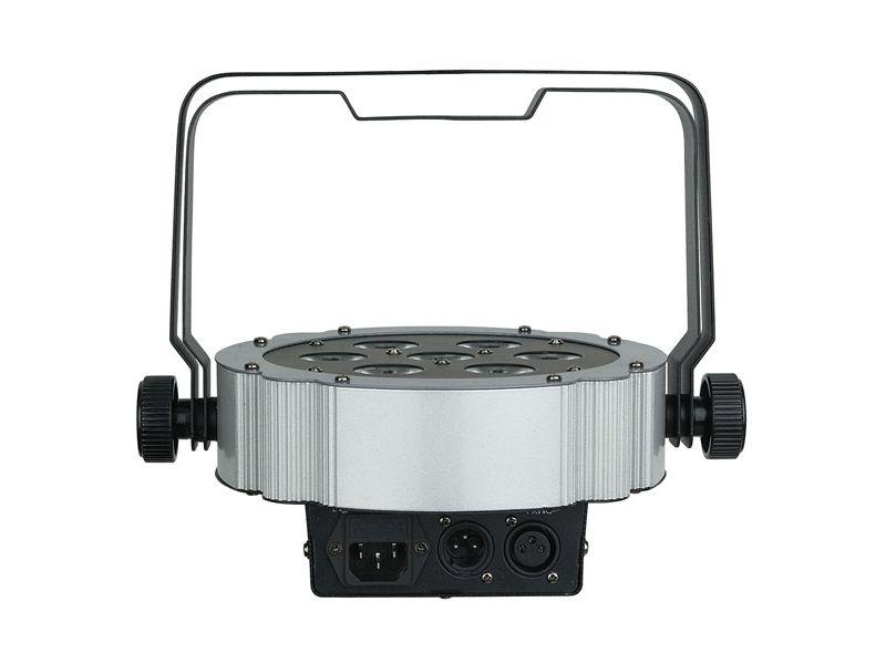 Showtec Compact PAR 7 Tri, RGB 7x3in1 LEDs