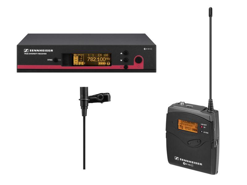 Sennheiser ew 112 E - Frequenzbereich 823...865 MHz