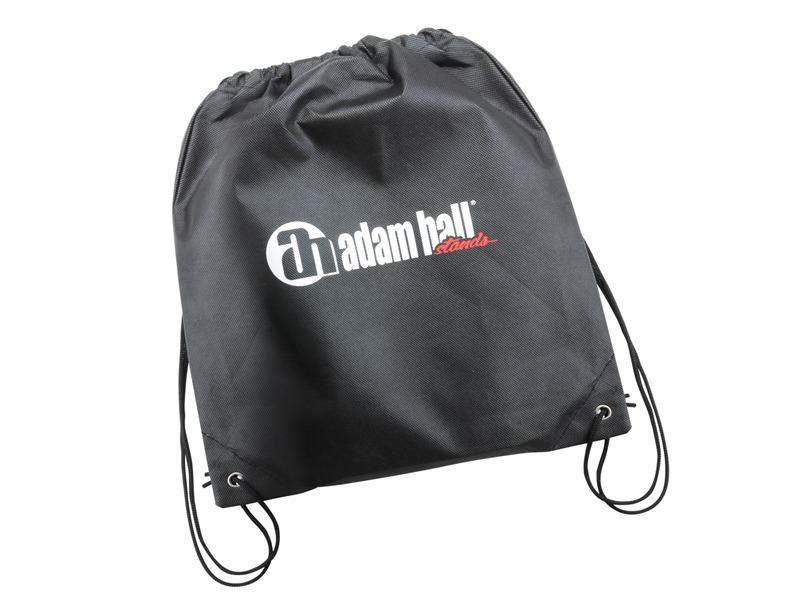 Adam Hall Stands SLT 006 B Faltbarer Laptopständer mit Ablage schwarz