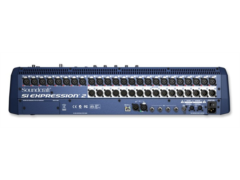 Soundcraft Si Expression 2 24 Kanal Digital Live Sound Console