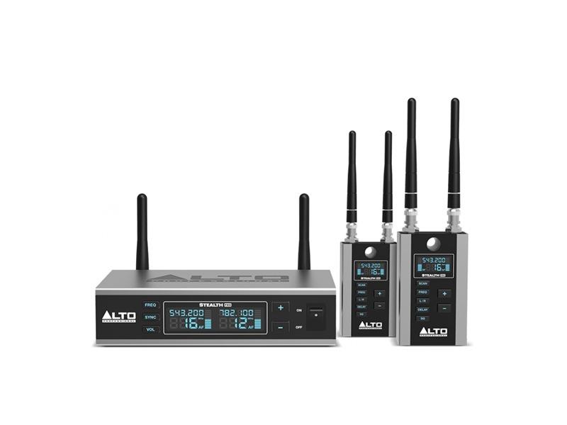 Alto Stealth Wireless Pro - Funkübertragung für aktive PA-Anlagen