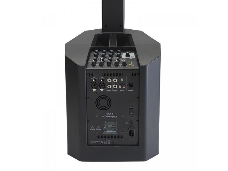 Audiophony MOJO500LIBERTY - Mobile Beschallungsanlage mit Akku