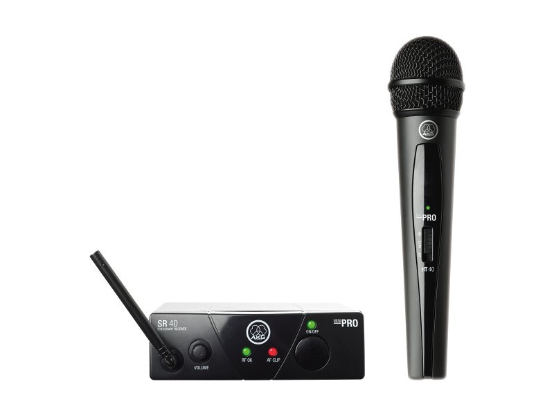 AKG WMS 40 mini Vocal Set ISM1