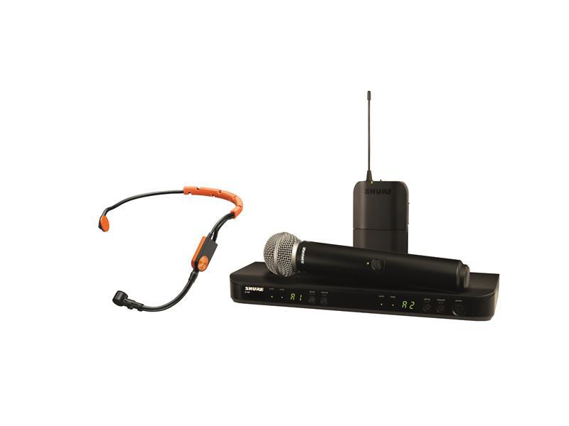 SHURE BLX1288E / SM31 S8  823 bis 832 Mhz