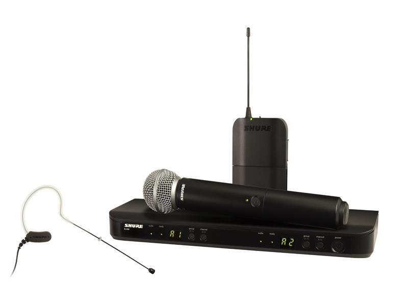 Shure BLX1288e / MX53 T11 863 bis 865 Mhz