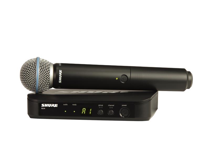 Shure BLX24E / B58 S8 823 bis 832 Mhz