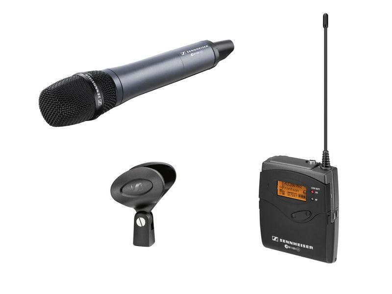 Sennheiser ew 135-P A-Frequenz: 516 - 558 MHz
