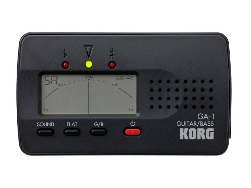 Korg GA-1 Stimmgerät für Gitarre und Bass